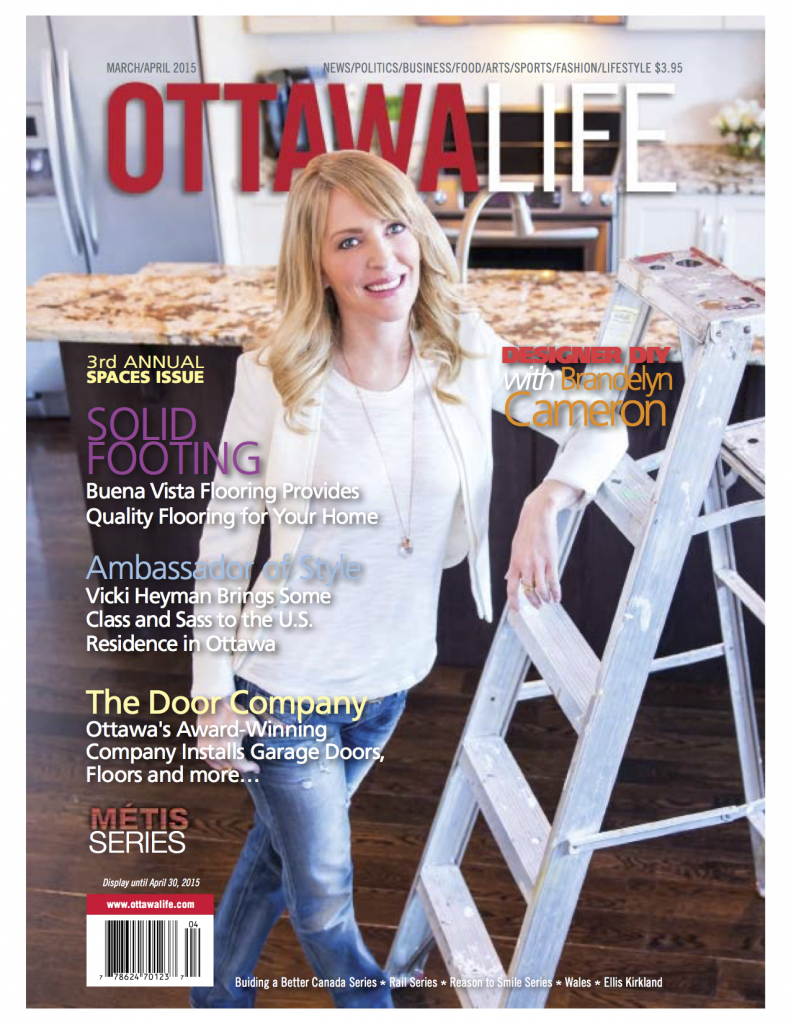March April 2018 Subscriptions: Cover Of Ottawa Life Magazine March /April 2015